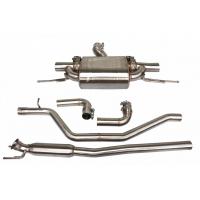 [Aktywny układ wydechowy CatBack Mercedes Benz GLA200/GLA220/GLA260 1.6T/2.0T 15+]
