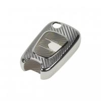 [TPU obal pre kľúč Hyundai / Kia, carbon silver]
