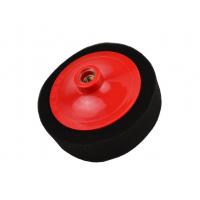 [Lešticí houba černá, měkká 150 mm x 45 mm M14- UNIVERZÁLNÍ]