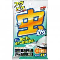 [Soft99 Fukupika Bugs & Droppings Removal Wipes 8 szt. (Ściereczki)]