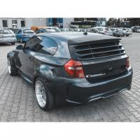 [Royal Body Kit BMW E81 Spoiler Klapa]