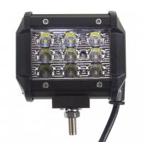 [LED svetlo, 9x3W, 96mm, ECE R10]