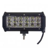 [LED svetlo, 18x3W, 166mm, ECE R10]