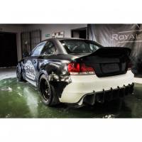 [Royal Body Kit BMW E82 Spoiler Klapa]