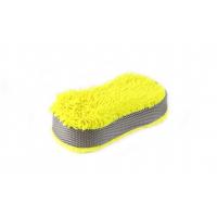 [Houbička z mikrovlákna žlutá 63g 23x10,5x5cm]