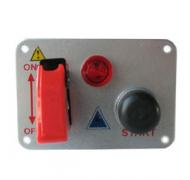 Odpájače, ovládací panely, vypínače
