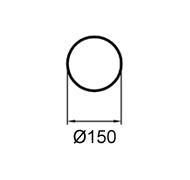 466 mm (obvod)