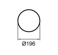 626 mm (obvod)