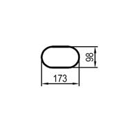 450 mm (obvod)