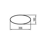 618 mm (obvod)