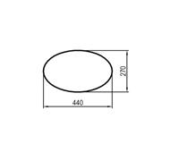 1142 mm (obvod)