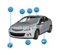 Žárovky Philips podle typu auta