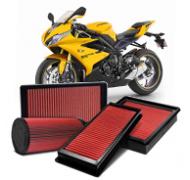 KN Filtry podle typu motocyklu