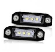LED osvetlenie SPZ